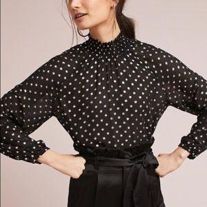 Yumi Kim Memphis high neck blouse